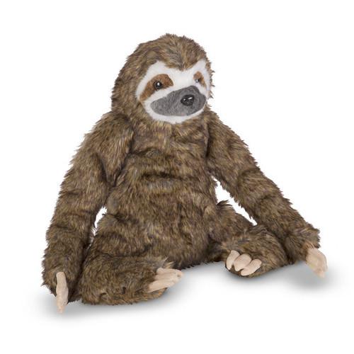 Melissa & Doug Melissa and Doug: Lifelike Plush Sloth