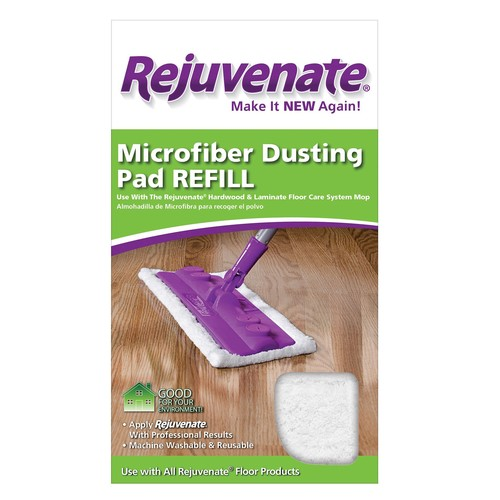 Rejuvenate Microfiber Dusting Pad Refill