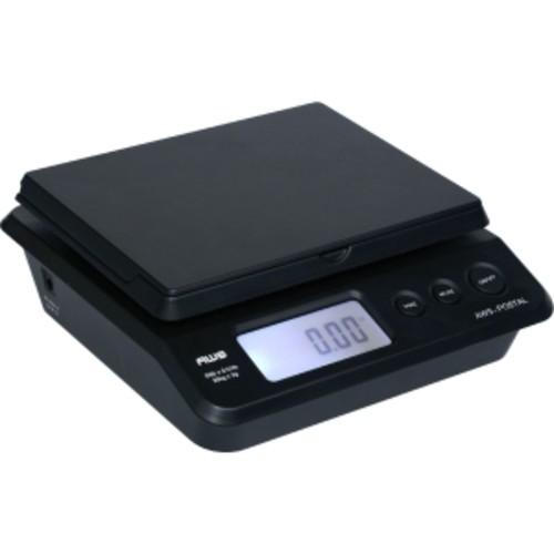 AWS - PS-25 Digital Postal/Shipping Scale - Black