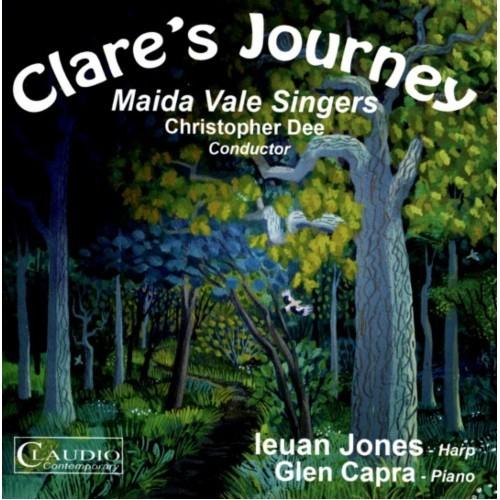 Clare'S Journey - CD