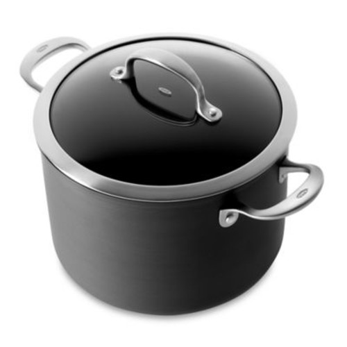 OXO Good Grips Hard Anodized Pro Nonstick 8-Quart Covered Stock Pot