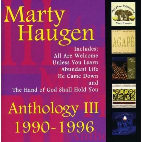 Anthology, Vol. 3: 1990-1996 [CD]