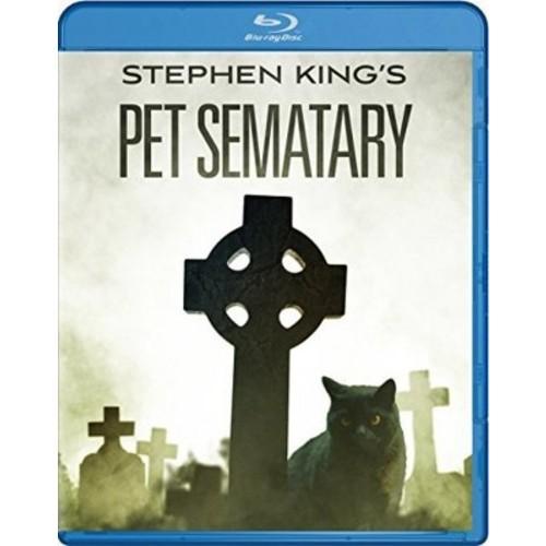 Pet Sematary [Blu-ray] [1989]