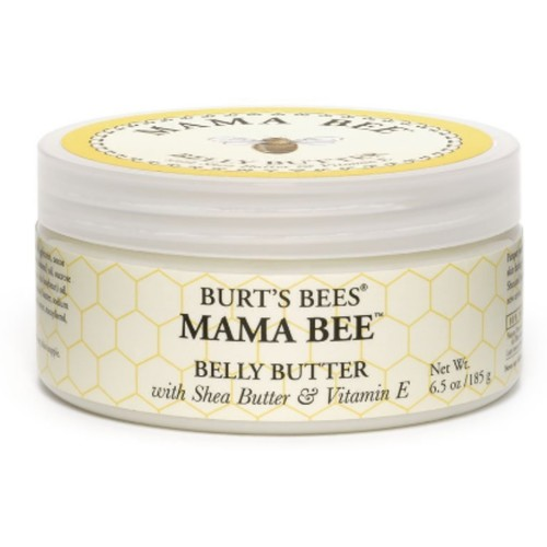 Burt's Bees Mama Bee Belly Butter 6.50 oz (Pack of 2)