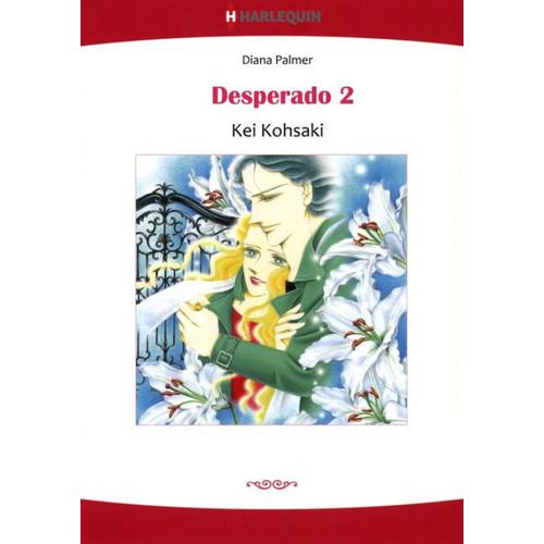 DESPERADO 2: Harlequin comics