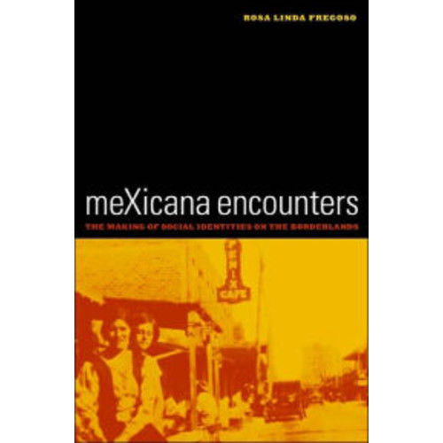 meXicana Encounters: The Making of Social Identities on the Borderlands / Edition 1