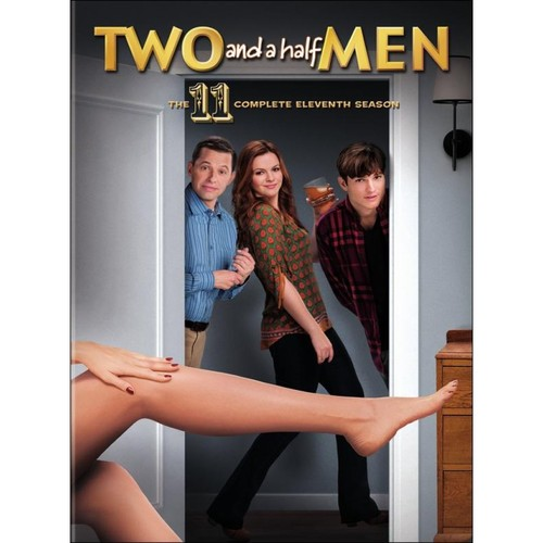 Two and a Half Men: The Complete Eleventh Season [3 Discs] [DVD]