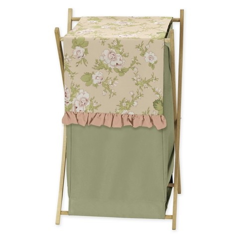 Sweet Jojo Designs Annabel Collection Laundry Hamper