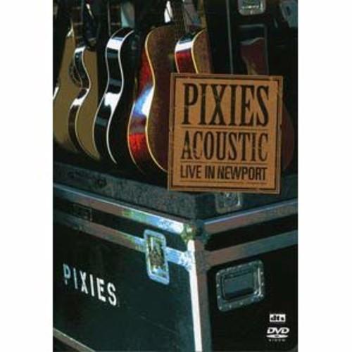 Pixies: Acoustic - Live in Newport LBX DTS/DD5.1/DD2