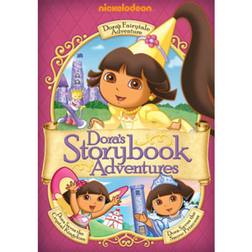 Dora The Explorer: Dora's Storybook Adventures (DVD)