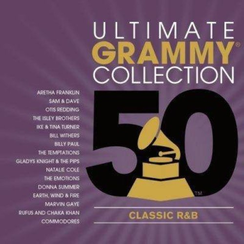 Various - Ultimate grammy:Classic r&b (CD)