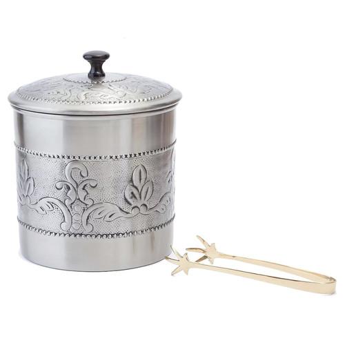 Dutch Victoria Antique-Embossed Ice Bucket