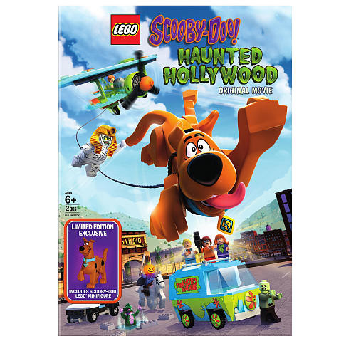 LEGO Scooby-Doo!: Haunted Hollywood Limited Edition DVD
