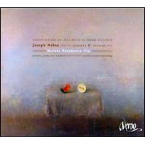 Desde el Silencio (From Silence): Joseph Nebra Sonatas & Tocatas By Moiss Fernndez Via (Audio CD)
