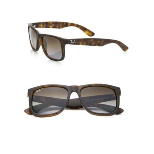 Gradient Rectangle 54MM Sunglasses