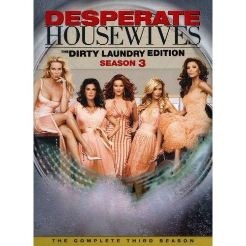 Desperate Housewives: The Complete Third Season ( (DVD))
