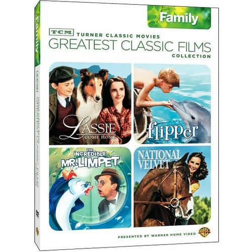 TCM Greatest Classic Films: Family (DVD)