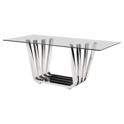 Zuo Modern Fan Dining Table