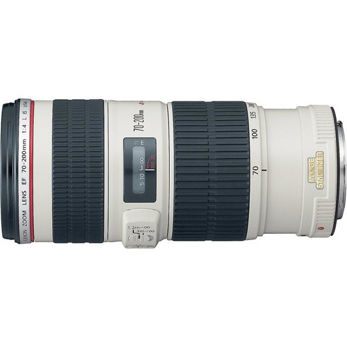 Canon EF 70-200mm f/4L IS USM L Series telephoto zoom lens for Canon EOS SLR cameras