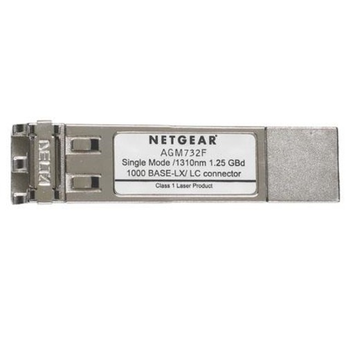 Netgear ProSafe GBIC Module 1000Base-LX Fiber SFP Expansion Module AGM732F