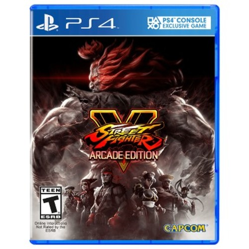 Street Fighter V: Arcade Edition - PlayStation 4