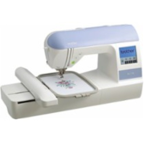 Brother - Computerized Embroidery Machine - White