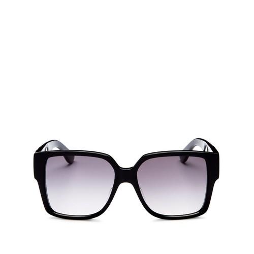 SAINT LAURENT Square Sunglasses, 55Mm