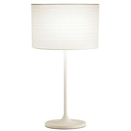 Adesso Oslo 22.5 in. White Table Lamp
