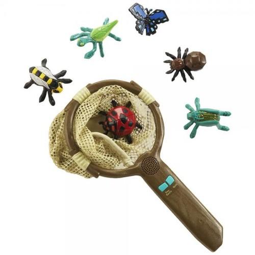 Educational Insights Geosafari Jr. Talking Bug Net