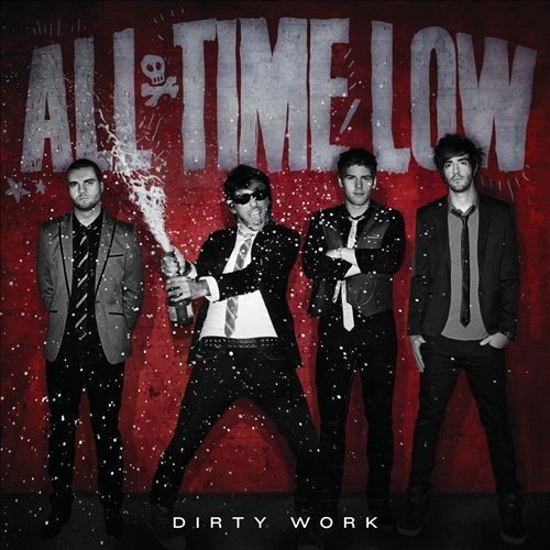 All Time Low - Dirty Work [Audio CD]