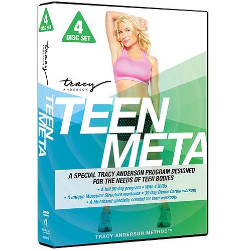Tracy Anderson: Teen Meta