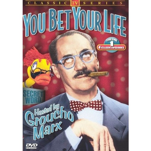 You Bet Your Life, Vol 1