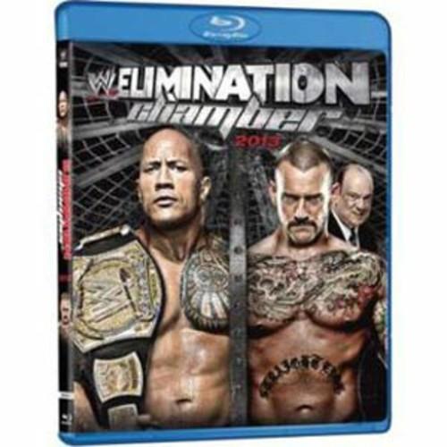 WWE: Elimination Chamber 2013 [Blu-ray]