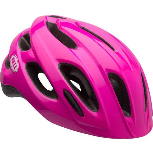 Bell Sports Connect Youth Bike Helmet, Pink