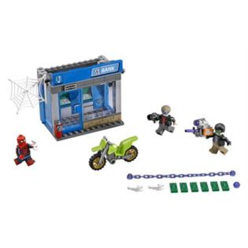 LEGO Super Heroes Marvel Spider-Man ATM Heist Battle (76082)