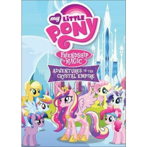 My Little Pony: Friendship Is Magic - Adventures in the Crystal Empire (dvd_video)