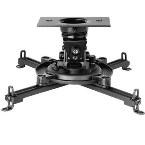 Peerless Arakno Geared Micro Projector Mount with Universal Adapter PAG-UNV-MU