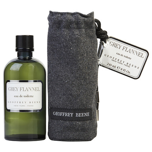 Grey Flannel by Geoffrey Beene for Men, Eau De Toilette Splash, 8-Ounce