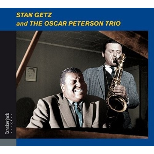 Stan Getz and the Oscar Peterson Trio [CD]