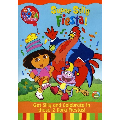 PARAMOUNT HOME VIDEO Super Silly Fiesta