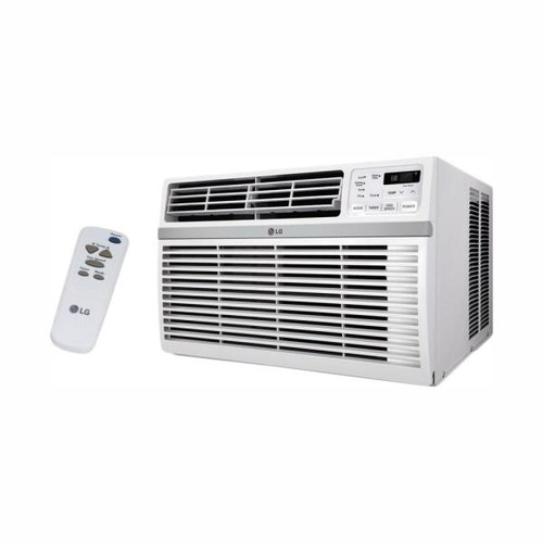 LG Electronics 12,000 BTU Window Smart (Wi-Fi) Air Conditioner, ENERGY STAR
