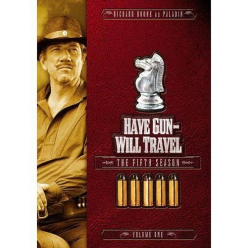 Have gun will travel:Season 5 vol 1 (DVD)