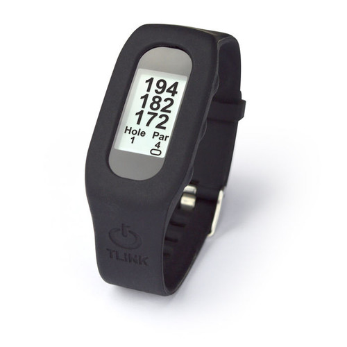 TLink GPS Golf Watch and Pedometer with Bluetooth SMART