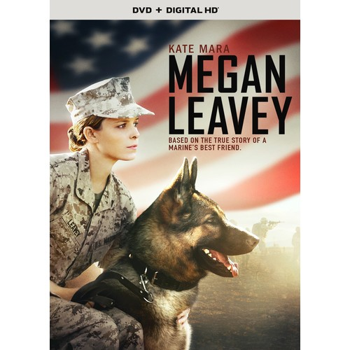 Megan Leavey [DVD] [2017]