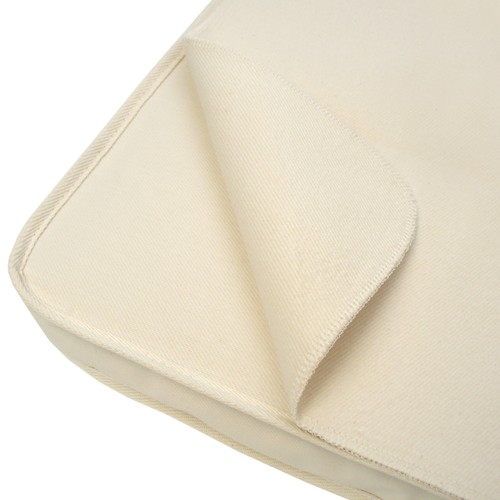 Naturepedic Organic Cotton Mattress Bassinet Protector Pad