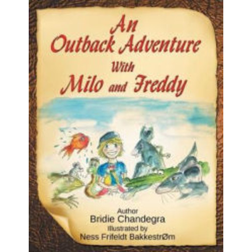 An Outback Adventure With Milo and Freddy