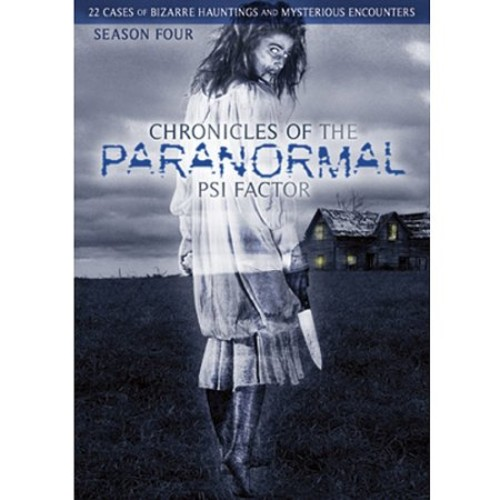 Chronicles of Paranormal-Psi Factor Complete Season 4