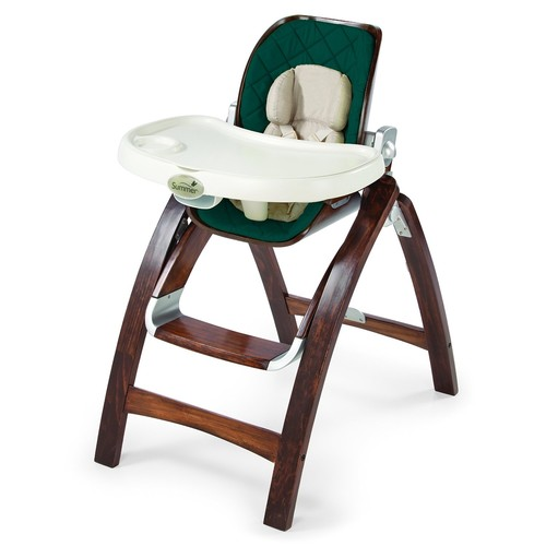 Summer Infant Bentwood High Chair in Totally Teal