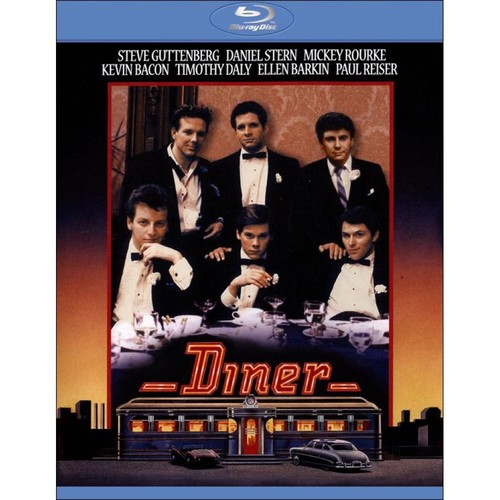 Diner [Blu-ray] [1982]