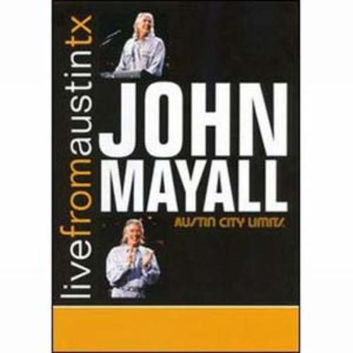 Live From Austin TX: John Mayall 2/DTS